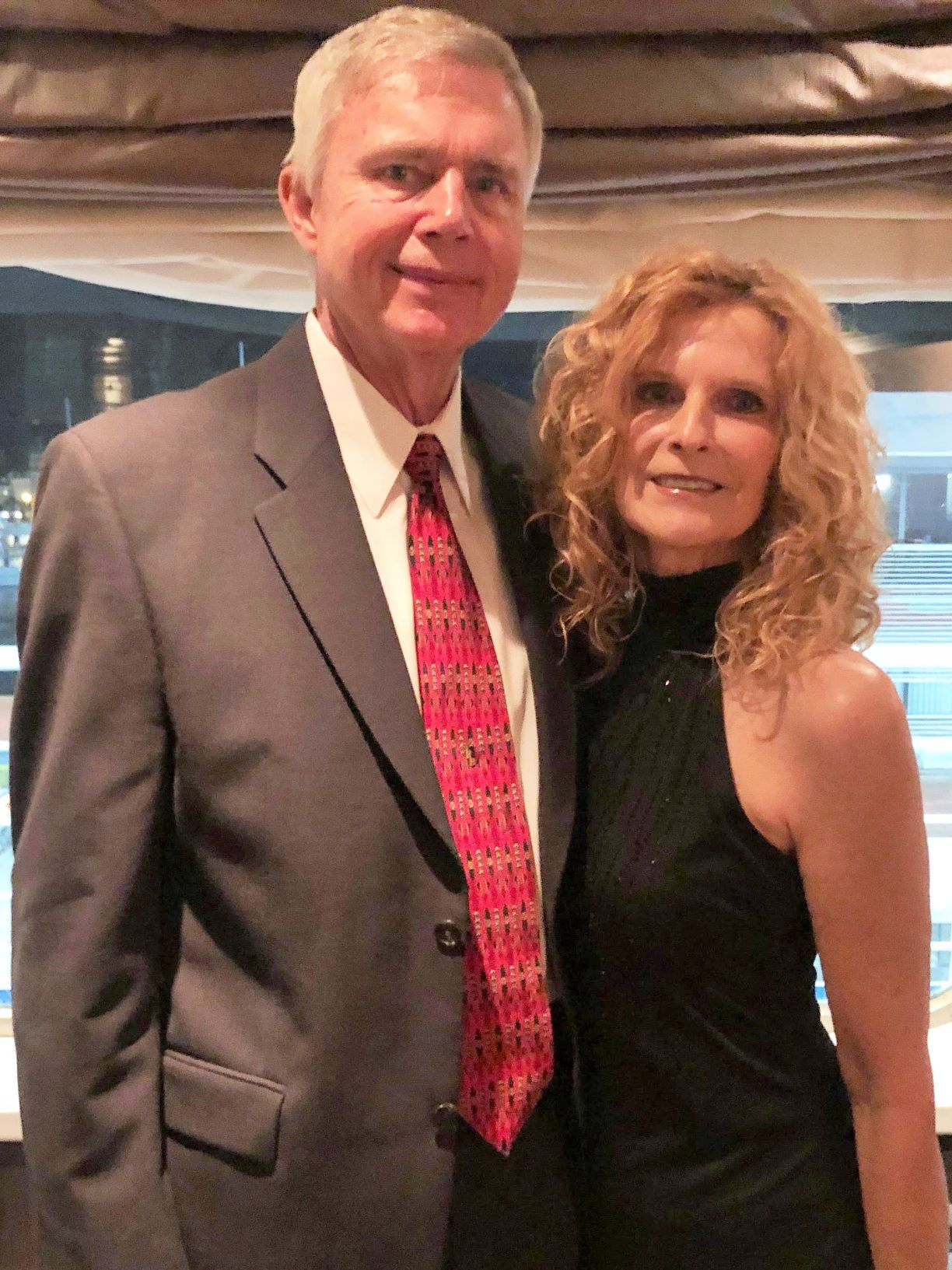 Sherri and Steve Belcher