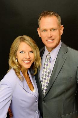 Matt & Nancy Caunt Leading Edge Group