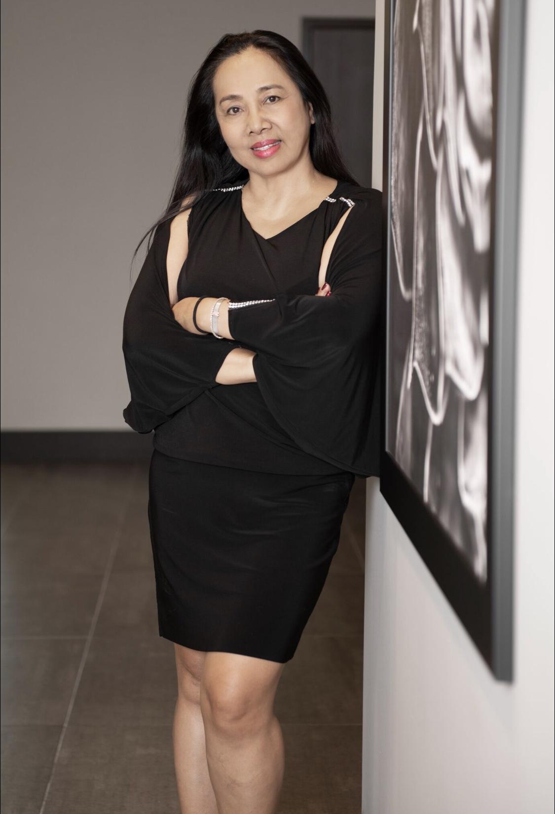 Nancy Tolentino, RRG