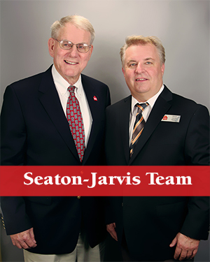 The Seaton Jarvis Team with Rector Hayden