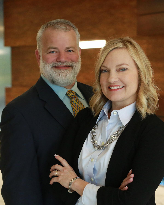 Dan and Susan Wolf