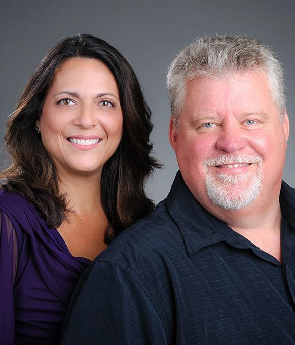 Mike and Lorraine Kihm