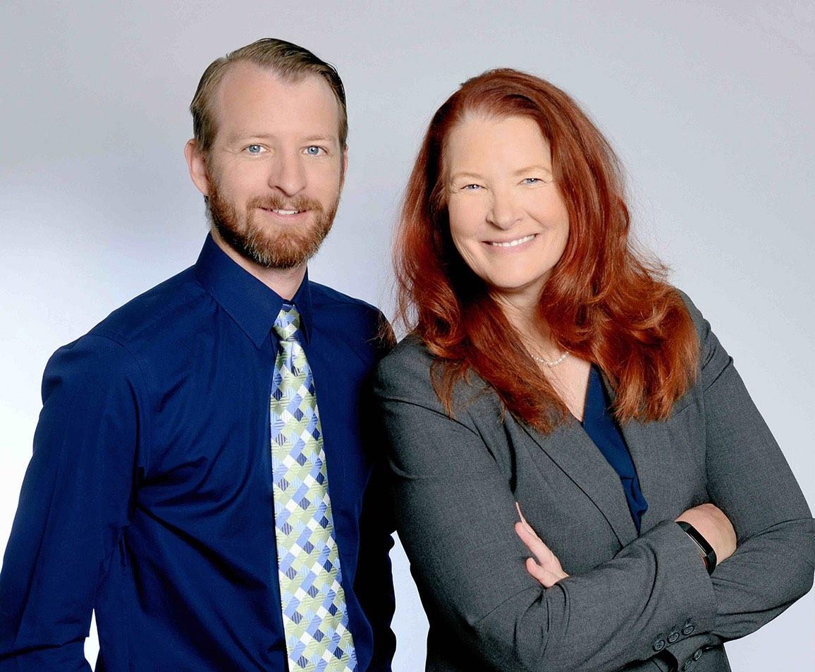 Adam Pierson & Adriane Ridder