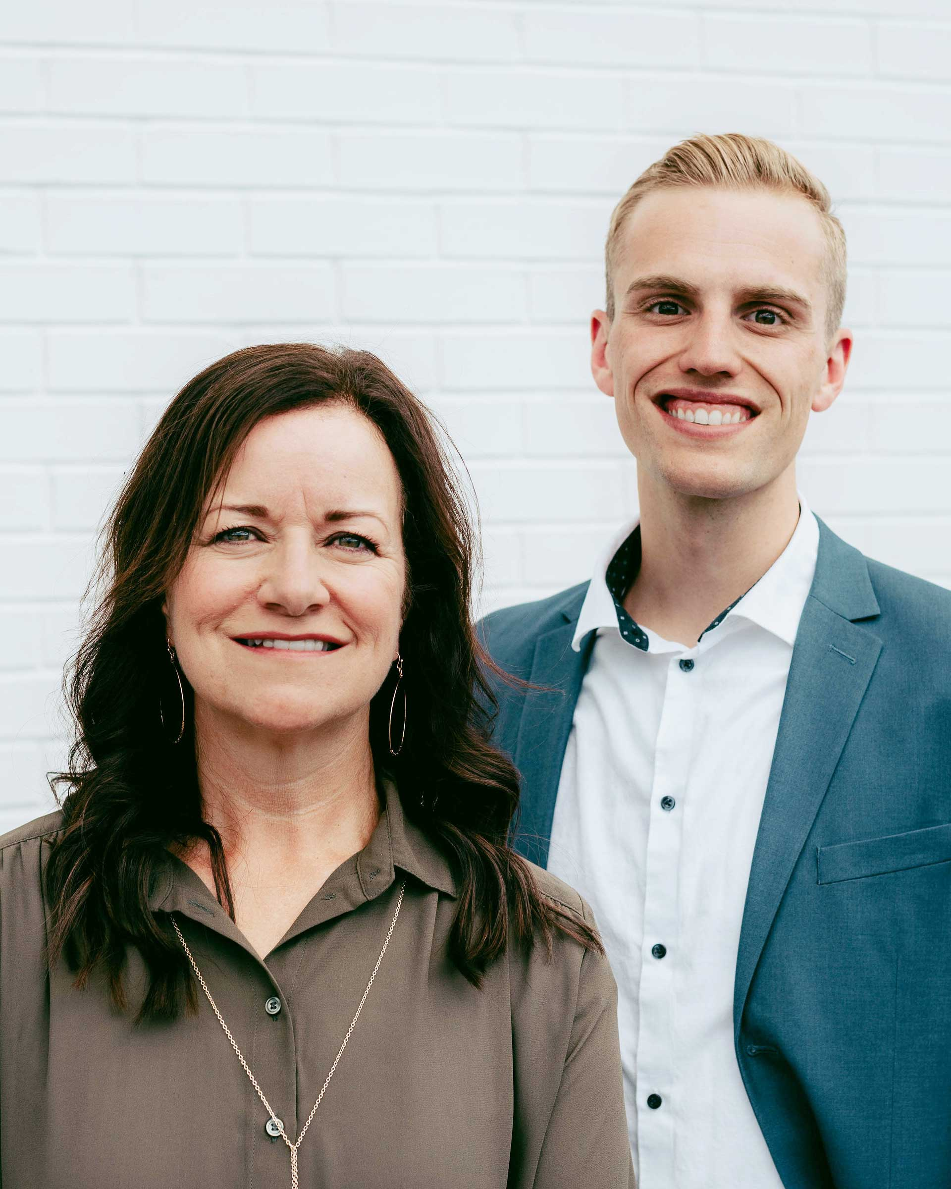 Wendy Clegg &  Cody Clegg