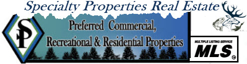 SPECIALTY PROPERTIES