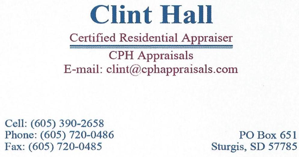 CLINT HALL