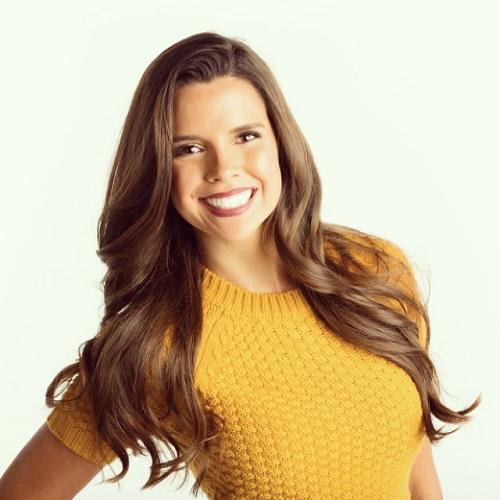 Tiffany Smiling