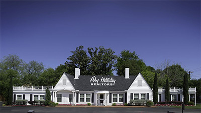 Ebby's Little White House Office