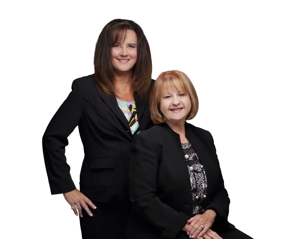 Karen Straughan & Brenda Cross Group