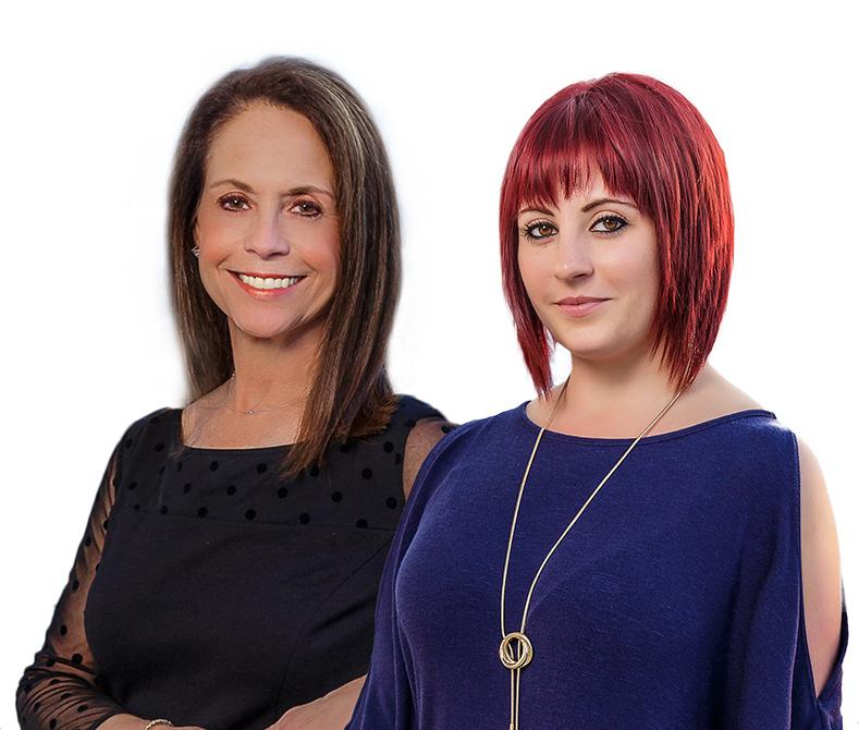 Diane & Becky Gruber