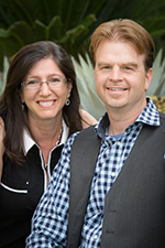Cindy and Jeff Monger, The Tucson Homes Team