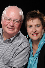 Parke and Jennifer - Parke Heffern