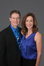 Team Rob and Christine
