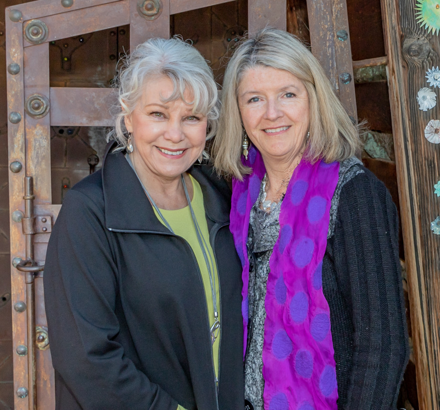 Edie and Denyse