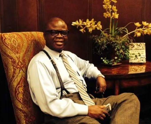 Dr. Otteh  Esale, (Ph.D)