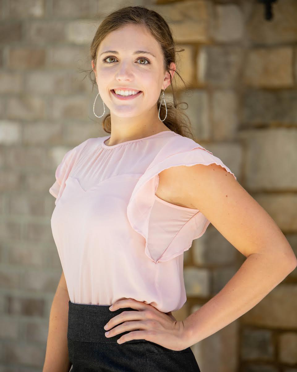 Olivia Blanchard