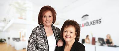 Cheryl and Jill Team