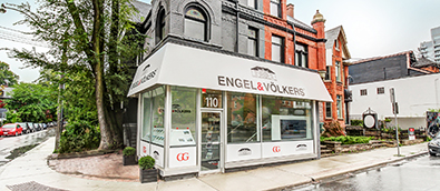 Engel & Völkers Toronto Central Yorkville, Brokerage