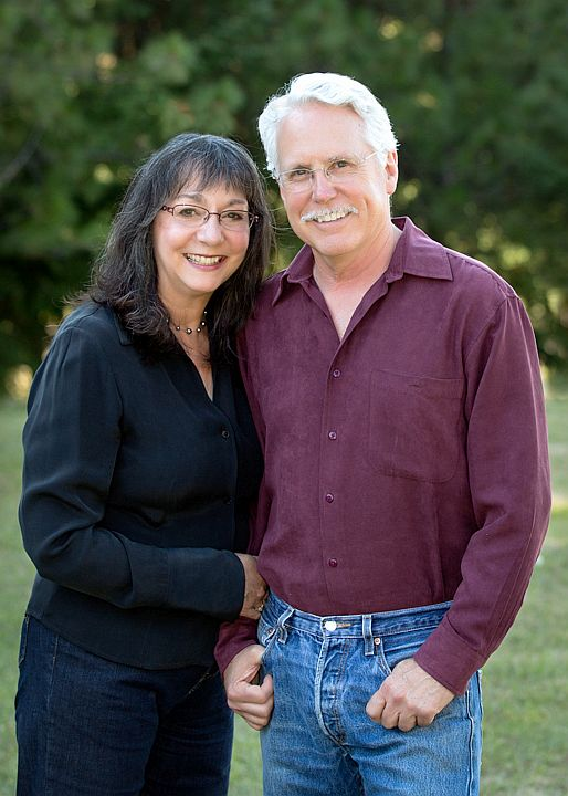 Mark and Janet Hilton