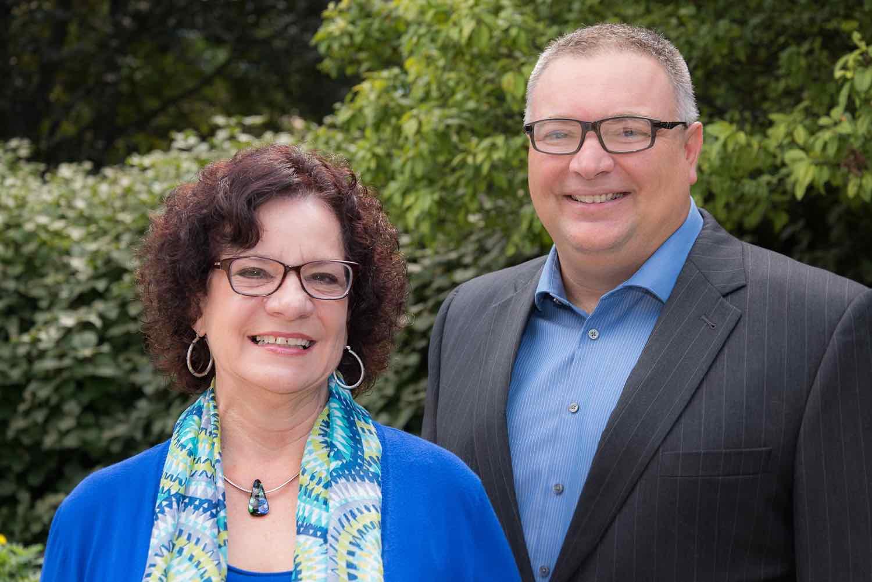Cheryl Shurtz & Chris Gregor
