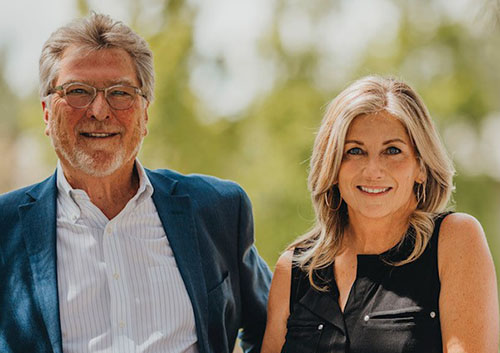 Greg Margheim & Kelly Sophinos