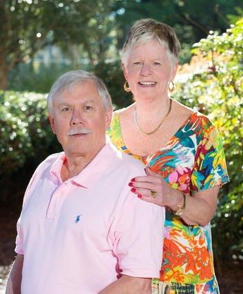 Glenn and Jane Handley