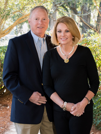 Tom and Lorrie Shaw