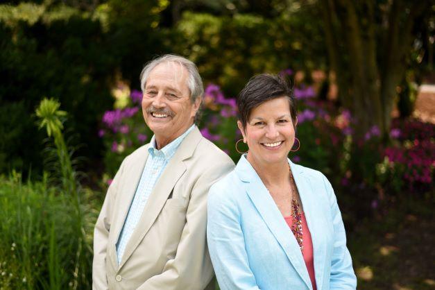 Steve Lawing & Jill Dalley