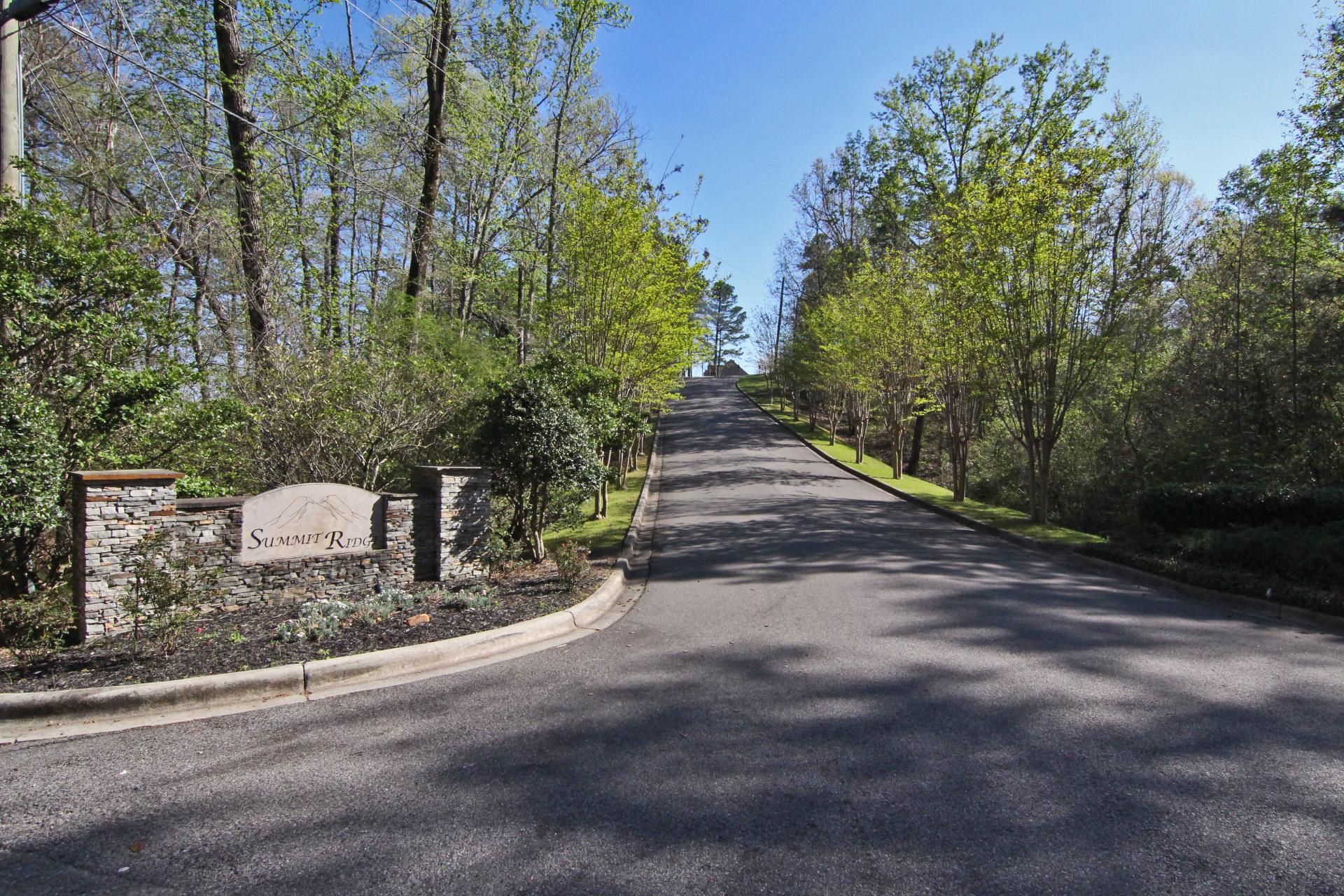 Summit Ridge Entrance, Odenville, AL