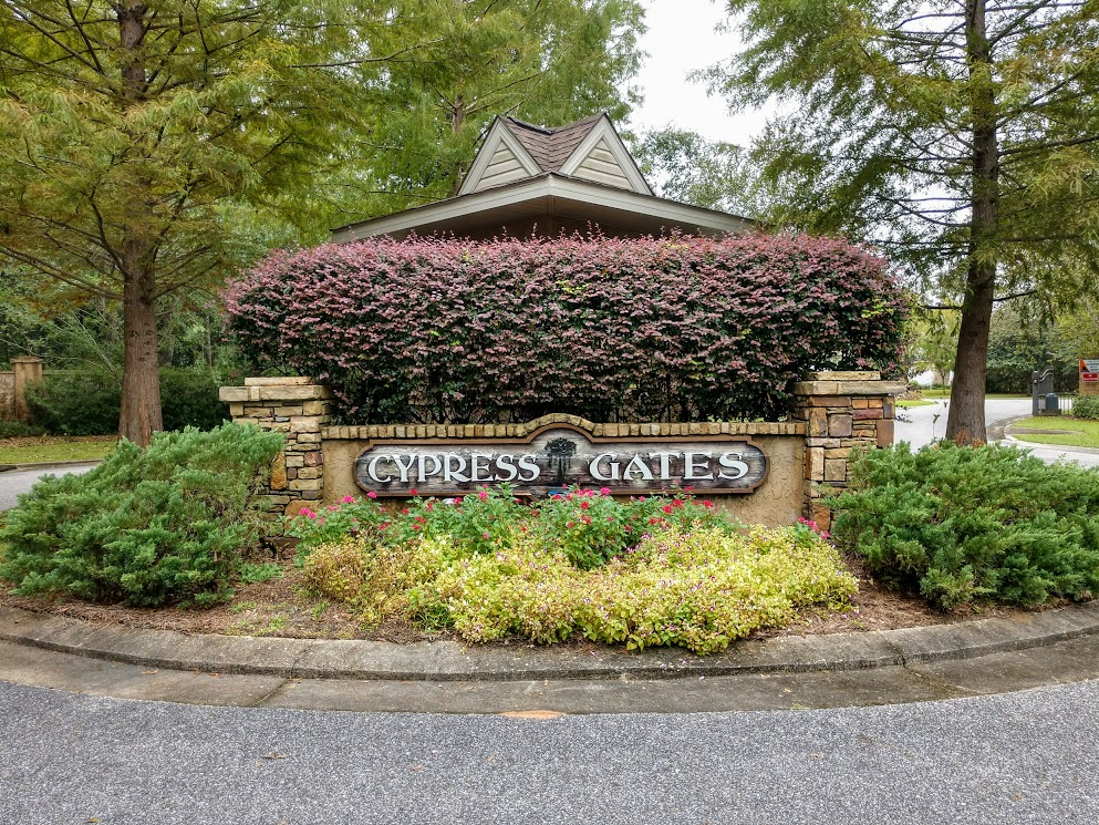 Cypress Gates Foley, Al. For Sale