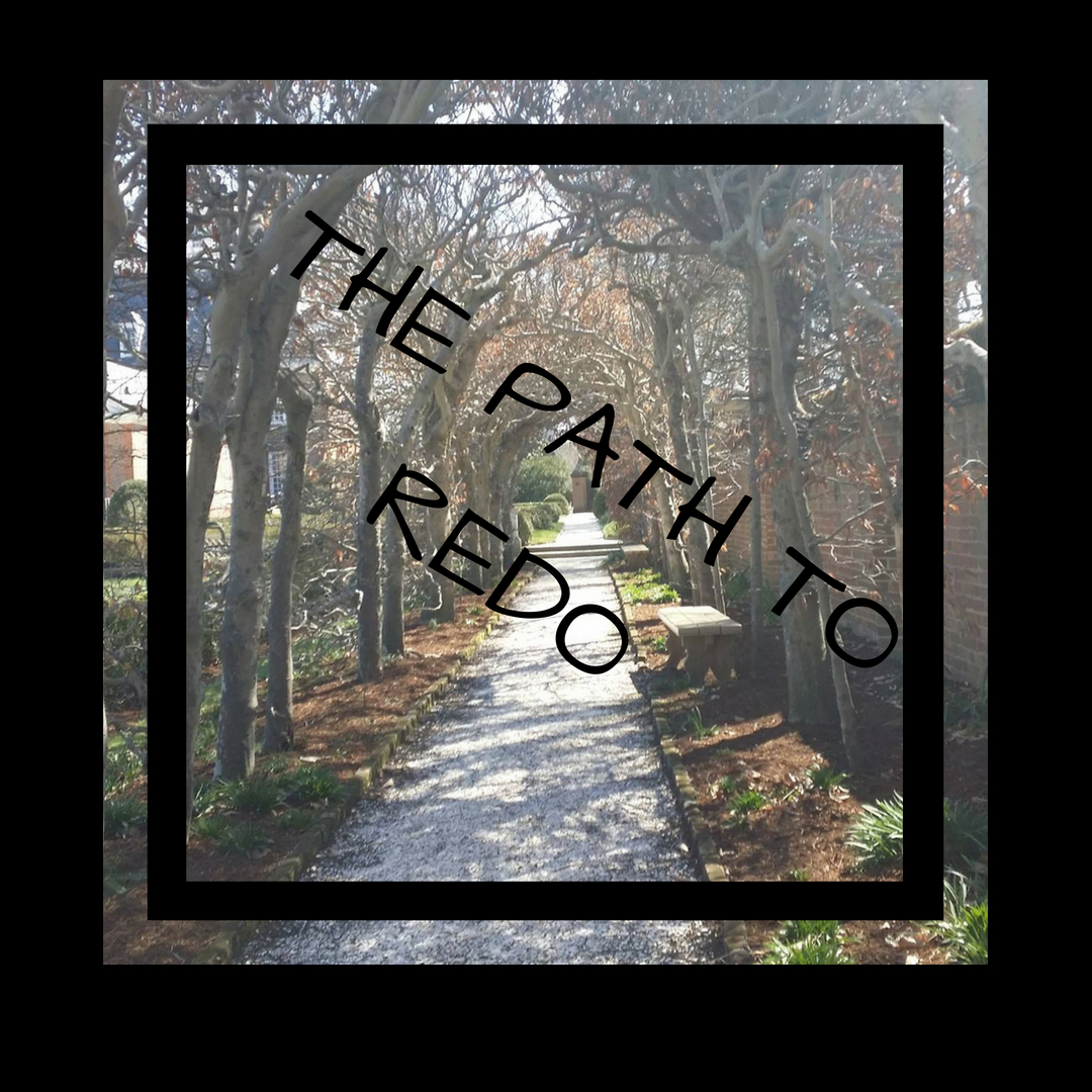 the path to redo