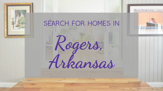 Homes For Sale In Rogers Ar
