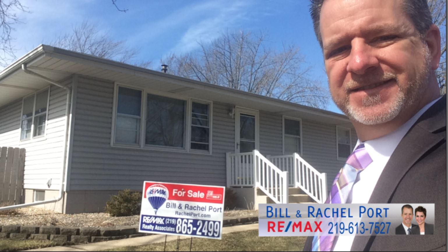 Bill Port, Realtor, Schererville, Indiana, real estate, broker, agent, for sale, sold, Dyer, Munster