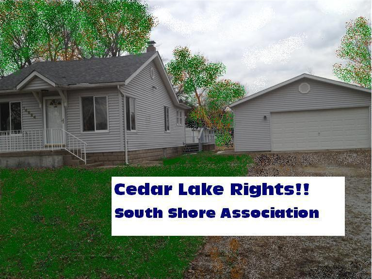 Lake Rights, South Shore, Cedar Lake IN, Realtor, Bill Port, Rachel Port, 219-613-7527, Broker,