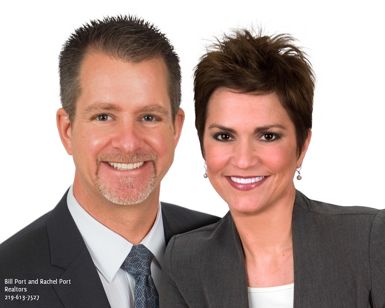 Bill Port, Rachel Port, Award Winning Realtors, Remax, 219-613-7527