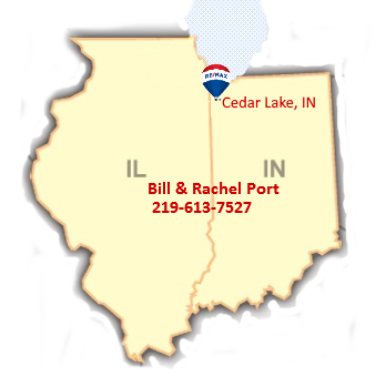 Cedar Lake Indiana Homes for Sale, REMAX Realtor, Bill Port