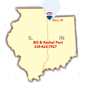 Gary Indiana, Map, Homes for Sale, Realtor