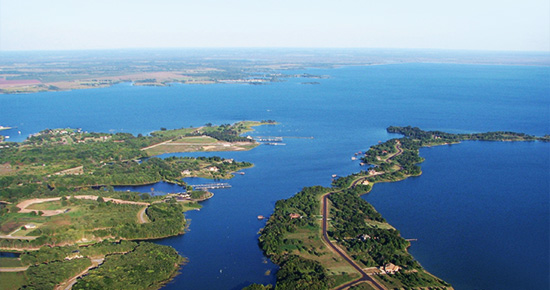 Texas Waterfront Homes For Sale