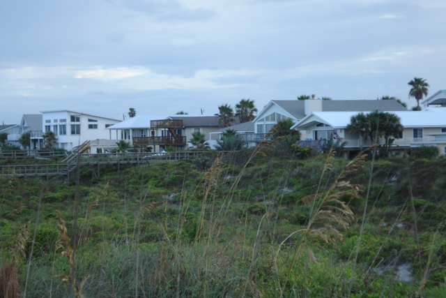 Homes on Butler Beach