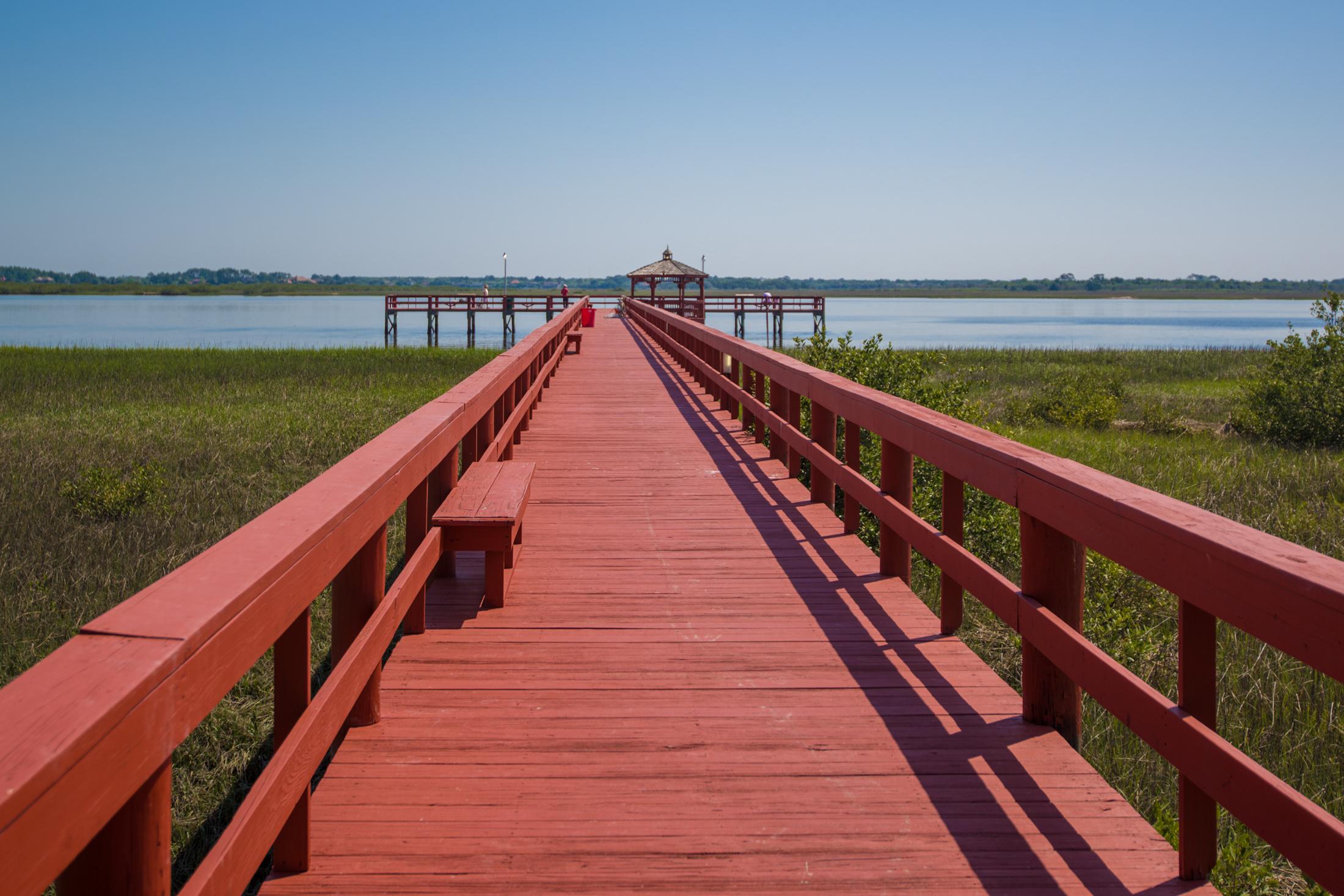 St Augustine Shores Fishing Pier