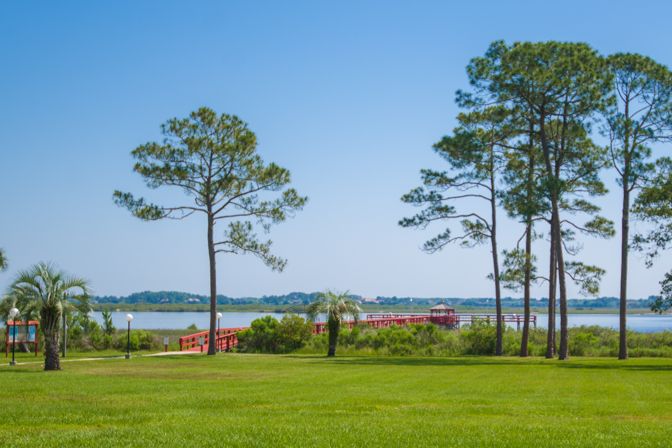 St Augustine Shores View