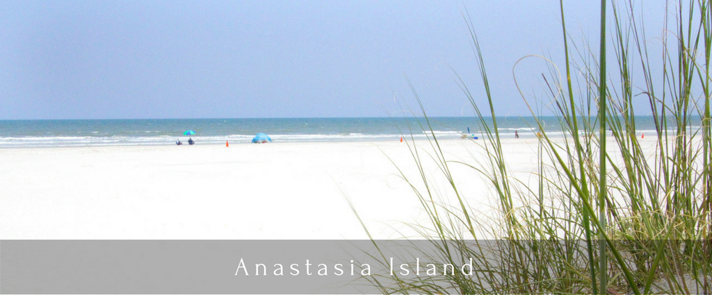 Anastasia Island St Augustine Beach
