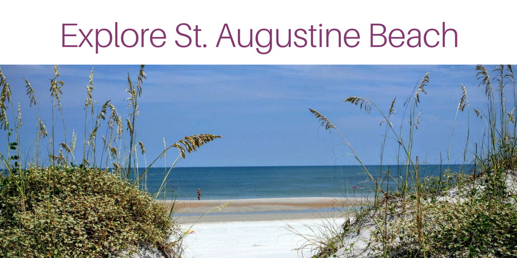 Explore St Augustine Beach
