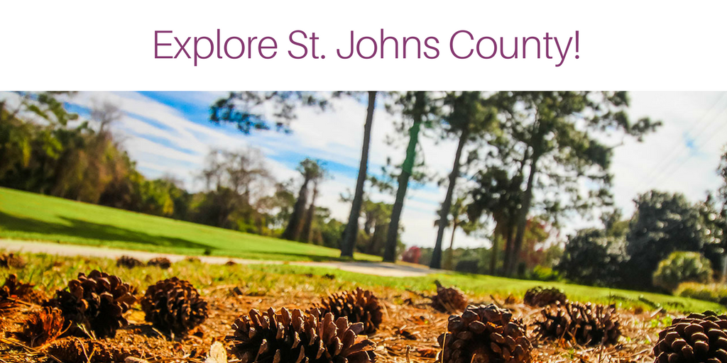 Explore St Johns County Florida