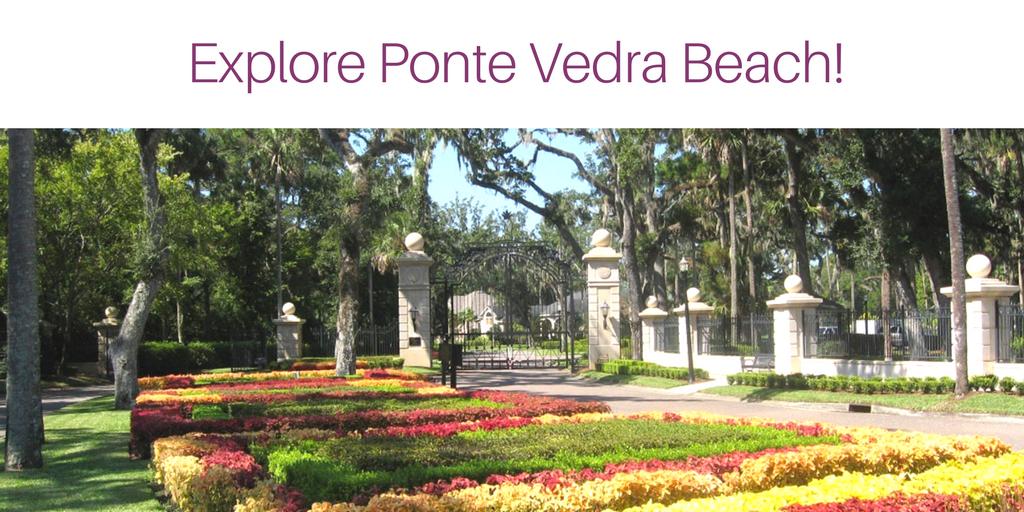 Explore Ponte Vedra Beach