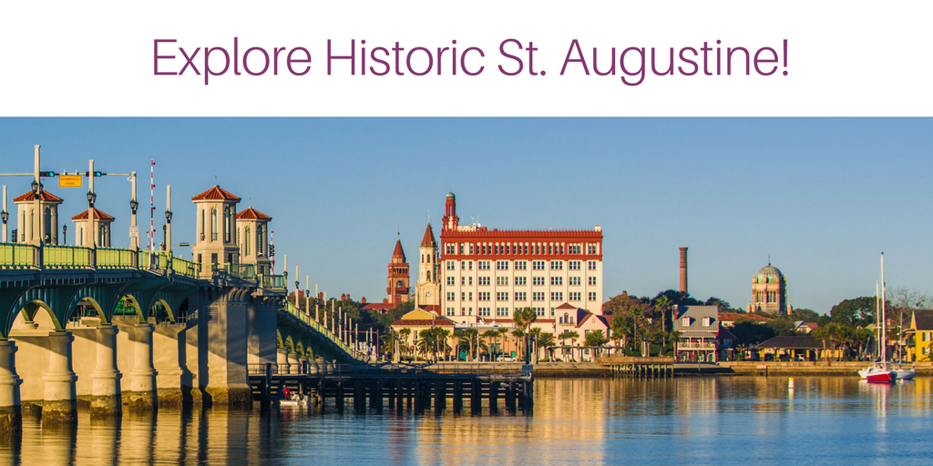 Explore Downtown St Augustine Florida
