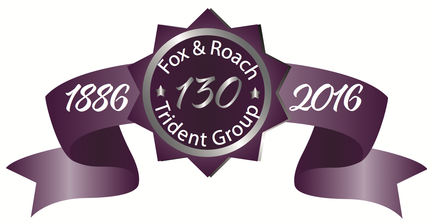Fox & Roach 130th Anniversary