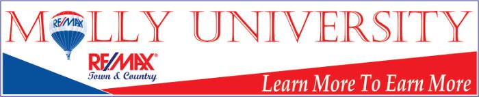 Molly University Banner