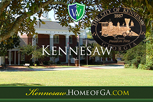 Home of Kennesaw ~ City Block