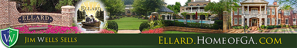 Ellard Homes in Alpharetta GA - home of Ellard